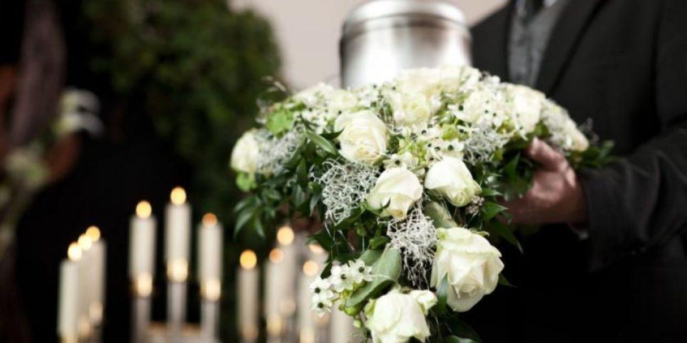 Pogrebi v času pandemije